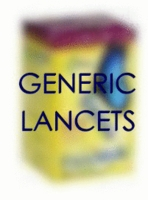 Generic Lancets Compare to Freestyle