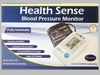 Health Sense Digital Upper Arm Blood Pressure Monitor