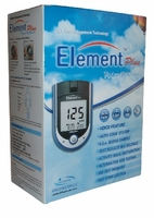 Element Plus Voice Blood Glucose Meter System