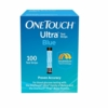 One Touch Ultra Test Strips 100Ct. SHORT DATE