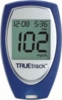 True Track Blood Glucose Monitoring System Meter Kit