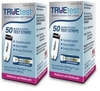 TRUEtest Blood Glucose Test Strips 100 Count