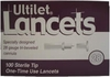 Ultilet Original Lancets 28 Gauge Box of 100