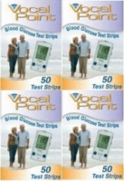 Vocal Point Test Strips Bundle Deal 200 Ct Short Dated