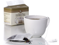 Convenient Personal Tea Bags for Loose Tea