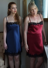Couture Silk Chemises & Nightgowns for Elegant Women