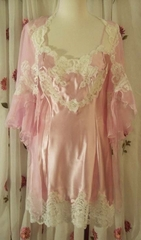 Custom Made and Made to Measure Sleepwear & Lingerie for Women in Silk & Cotton