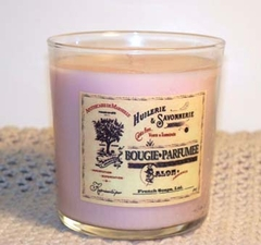 Scented Antique Style French Candle