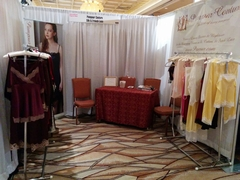 Our Fall & Spring Booth at ILS