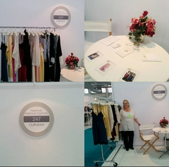 Our Spring Booth at Curve NY