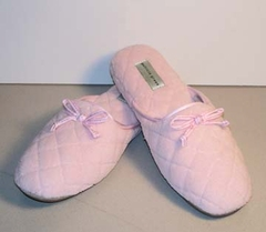 Patricia Green - Chloe Pink Luxe Slipper