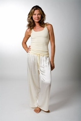 Soft N Dreamy Satin Faille Sleep Pant