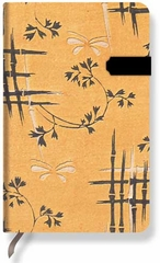 Ukiyo-e Kimono Hardcover Journal - Mini - Lined