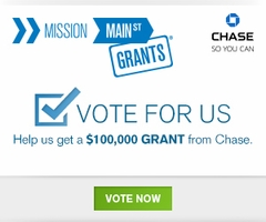Vote for Us to win a $100,000 business grant!