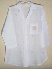 Sleepshirts & Camisoles for Women in Silk & Cotton