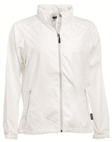 Abacus | Ashton Wind Jacket | White