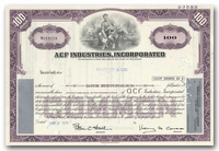 ACF Industries, Incorporated