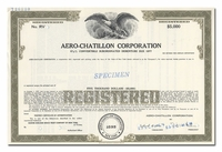Aero-Chatillon Corporation (Specimen)