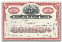 American Car and Foundry Company
