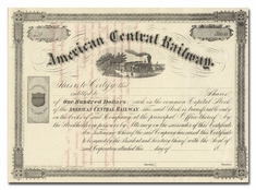 American Central Railway Company