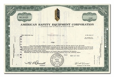 American Safety Equipment Corporation
