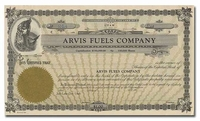 Arvis Fuels Company