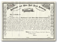Baltimore and Ohio Rail Road Company
