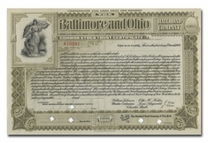 Baltimore and Ohio Railroad Company