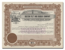 Boston Felt and Rubber Company