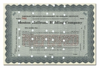 Boston Railroad Holding Company