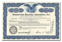 Brandywine Raceway Association, Inc.