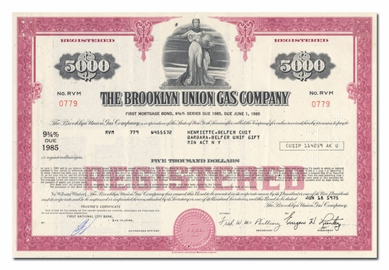 Brooklyn Union Gas Company