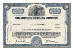 Buckeye Pipe Line Company, Issued to Bear Stearns