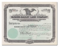 Buskirk-Gauley Land Company (West Virginia)