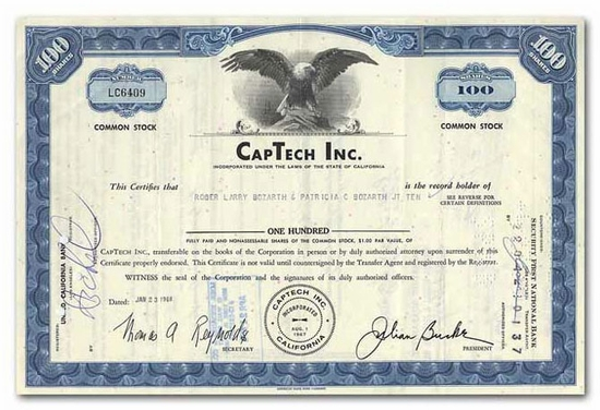 CapTech Inc.