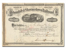 Carbondale & Shawneetown Railroad Company