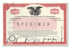 Central Hudson Gas & Electric Company (Specimen)