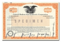 Central Hudson Gas & Electric Corporation (Specimen)