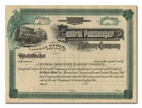 Central Passenger Railway Company