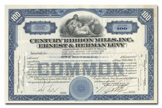 Century Ribbon Mills, Inc. (Ernest & Herman Levy)