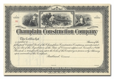 Champlain Construction  Company