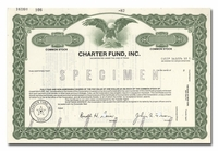 Charter Fund, Inc. (Specimen)
