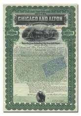 Chicago and Alton Railroad Company