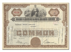 Chicago & Eastern Railroad Company