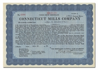 Connecticut Mills Company