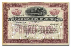 Consolidated Traction Company