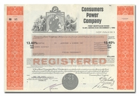 Consumers Power Company