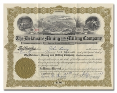 Delaware Mining and Milling Company (Colorado)