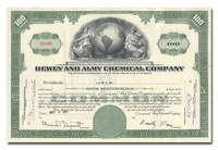 Dewey and Almy Chemical Company