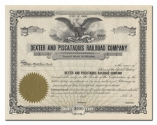 Dexter and Piscataquis Railroad Company (Maine)